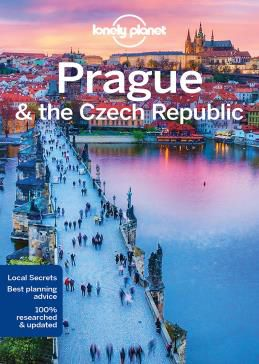 PRAGUE & THE CZECH REPUBLIC -LONELY PLANET