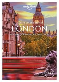 LONDON, THE BEST OF -LONELY PLANET