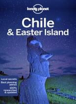 CHILE & EASTER ISLAND -LONELY PLANET