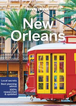 // NEW ORLEANS -LONELY PLANET