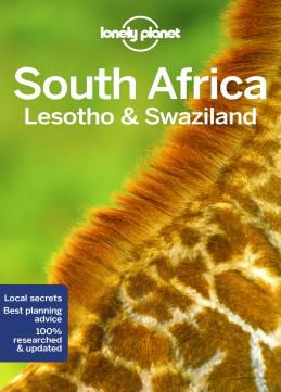 SOUTH AFRICA, LESOTHO & SWAZILAND -LONELY PLANET
