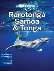 RAROTONGA SAMOA & TONGA -LONELY PLANET