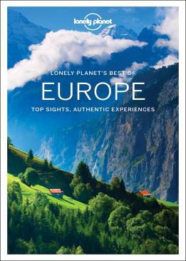 // EUROPE, BEST OF -LONELY PLANET