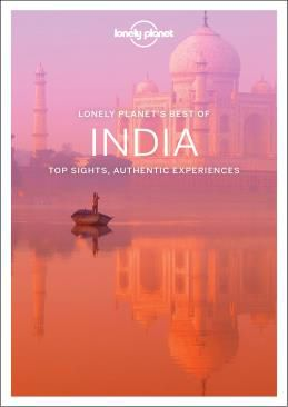 INDIA, BEST OF -LONELY PLANET