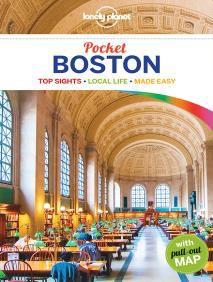 BOSTON. POCKET -LONELY PLANET