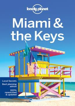 // MIAMI & THE KEYS -LONELY PLANET