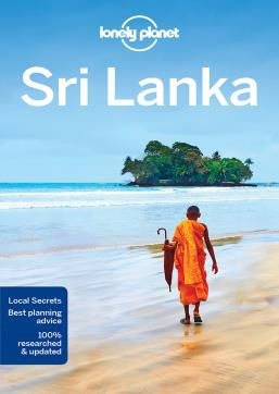 SRI LANKA -LONELY PLANET