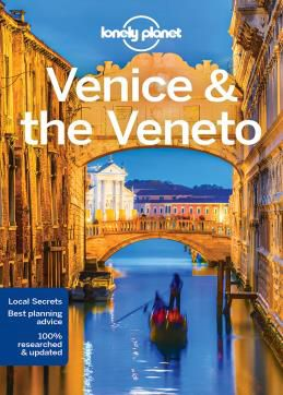 VENICE & THE VENETO -LONELY PLANET