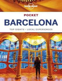 BARCELONA. POCKET -LONELY PLANET