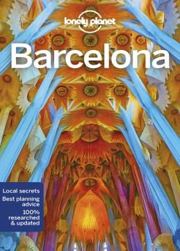 BARCELONA -LONELY PLANET
