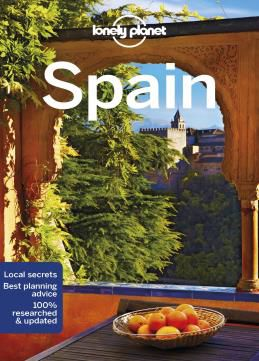 SPAIN -LONELY PLANET