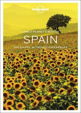 SPAIN, THE BEST -LONELY PLANET
