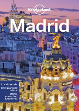 MADRID -LONELY PLANET