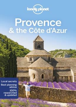 PROVENCE & THE COTE D'AZUR -LONELY PLANET