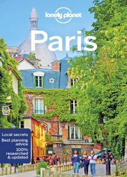 PARIS -LONELY PLANET