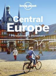 CENTRAL EUROPE PHRASEBOOK & DICTIONARY -LONELY PLANET