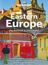 EASTERN EUROPE PHRASEBOOK & DICTIONARY -LONELY PLANET
