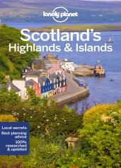 SCOTLAND'S HIGHLANDS & ISLANDS -LONELY PLANET