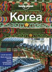 KOREA -LONELY PLANET