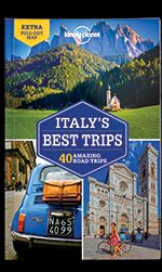 ITALY'S BEST TRIPS -LONELY PLANET