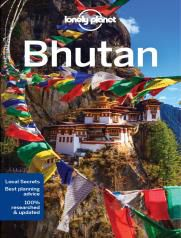 BHUTAN -LONELY PLANET