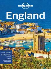 ENGLAND -LONELY PLANET