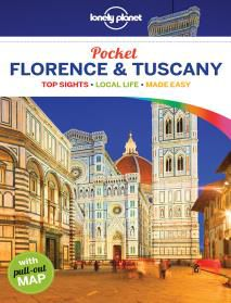 FLORENCE & TUSCANY. POCKET  -LONELY PLANET