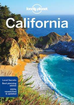 CALIFORNIA -LONELY PLANET