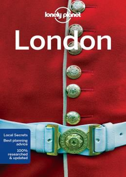 LONDON -LONELY PLANET