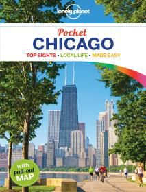 CHICAGO. POCKET -LONELY PLANET