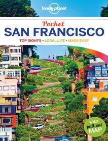 SAN FRANCISCO. POCKET -LONELY PLANET