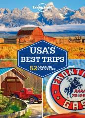 USA'S BEST TRIPS -LONELY PLANET