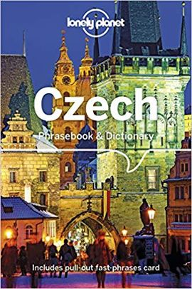 CZECH. PHRASEBOOK & DICTIONARY -LONELY PLANET