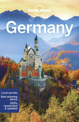 GERMANY -LONELY PLANET
