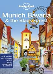 MUNICH, BAVARIA & THE BLACK FOREST -LONELY PLANET