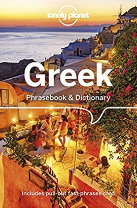 GREEK. PHRASEBOOK & DICTIONARY -LONELY PLANET