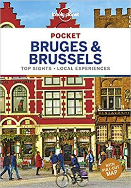 BRUGES & BRUSSELS. POCKET -LONELY PLANET