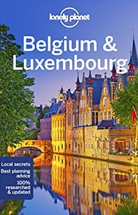 BELGIUM & LUXEMBOURG -LONELY PLANET