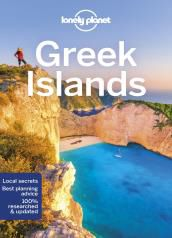 GREEK ISLANDS -LONELY PLANET