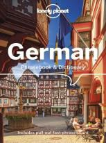 GERMAN. PHRASEBOOK & DICTIONARY -LONELY PLANET