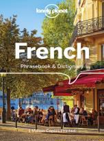 FRENCH. PHRASEBOOK & DICTIONARY -LONELY PLANET