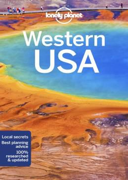 WESTERN USA -LONELY PLANET