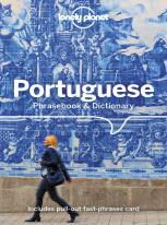 PORTUGUESE. PHRASEBOOK & DICTIONARY -LONELY PLANET