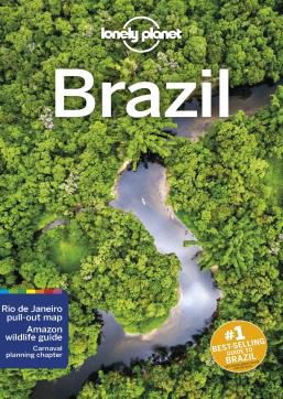 BRAZIL -LONELY PLANET