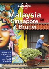 MALAYSIA, SINGAPUR & BRUNEI -LONELY PLANET