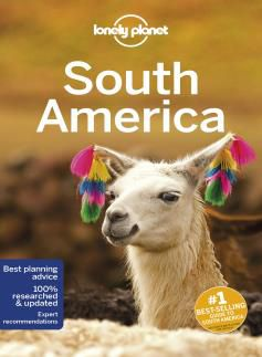 SOUTH AMERICA -LONELY PLANET