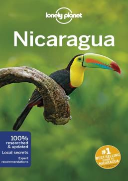 NICARAGUA -LONELY PLANET