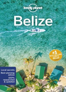 BELIZE -LONELY PLANET