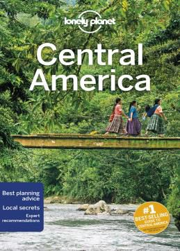 CENTRAL AMERICA -LONELY PLANET