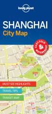 SHANGHAI. CITY MAP -LONELY PLANET